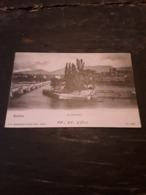 Cartolina Postale 1900, Genève, Ile Rousseau - GE Genf