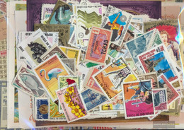 Chad Stamps-600 Different Stamps - Tsjaad (1960-...)