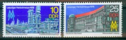 DDR 1976 / MiNr.   2161 - 2162   ** / MNH (L450) - Unused Stamps