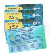 TC MOBILAND 15 € US. 01-06-2005 - Andorra