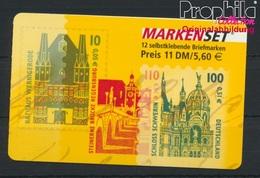 BRD MH43 (kompl.Ausg.) Postfrisch 2001 Sehenswürdigkeiten (8867604 - BRD