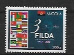 ANGOLA 2013 FILDA - Angola