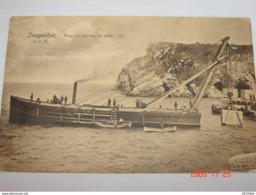 C.P.A.- Turquie - Zongouldak - Pose Des Pierres Du Môle - 1919 - SUP (AB20) - Turquie
