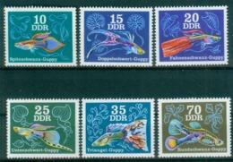 DDR 1976 / MiNr.  2176 - 2181   ** / MNH (L518) - [6] République Démocratique