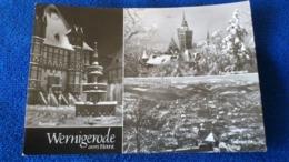 Wernigerode Am Harz Germany - Wernigerode