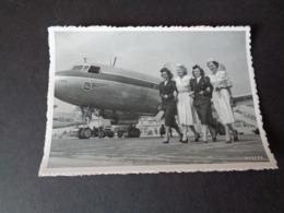 Aviation ( 153 ) Avion  Vliegtuig  : SABENA   Melsbroek - 1946-....: Modern Era