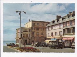 CP 50 COUTAINVILLE Place General De Gaulle - France