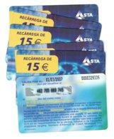 TC MOBILAND 15 € US. 01-3-2007 - Andorra