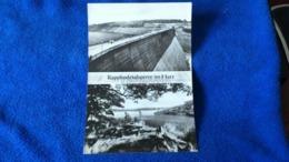 Rappbodetalsperre Im Harz Germany - Thale