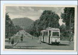 XX003475-028./ Görlitz-Süd Biesnitzer Straße Straßenbahn 1960 AK - Zonder Classificatie