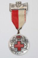 Médaille De Marche_009_1974, Saive (Liège), Marche De La Croix Rouge 1963-1973 - Professionnels / De Société