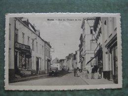 "WAVRE - RUE DU CHEMIN DE FER ( Coiffeur ""Fernand"" ) - Wavre"