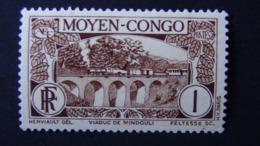 Congo - 1933 - Yt:FR-CG 113, Mi:FR-MC 67**MNH - Look Scan - Ungebraucht