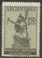 Argentina - 1955 Anti Peronists MNH *   Sc 647 - Argentina