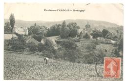 ARBOIS  Ses  Environs     ( Jura )  VUE GÉNÉRALE  MONTIGNY - Arbois