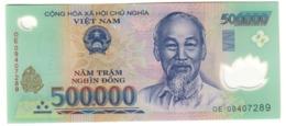 Vietnam 500000 Dong 2009 UNC .PL. - Vietnam