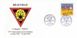 Deauville 75 Anniversaire Liberation Sur PAP - France