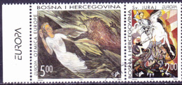 Bosnien-Herzegowina (Kroatische Post Mostar) - Europa (MiNr: 35/6) 1997 - Gest Used Obl - Europa-CEPT