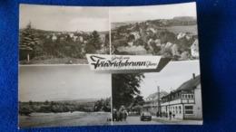 Gruss Aus Friedrichsbrunn Harz Germany - Thale