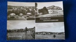 Höhenluftkurort Friedrichsbrunn Germany - Thale
