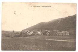 CIZE      ( Jura )     VUE GÉNÉRALE  S - Francia