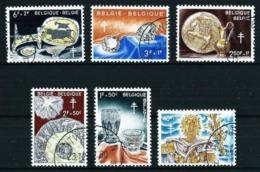 Bélgica Nº 1163/8 Usado Cat.12€ - Used Stamps
