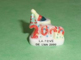 Fèves / Autres / Divers : An 2000    T83 - Fèves