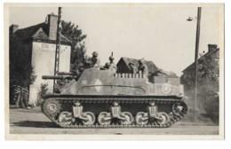 Libération De Cessey   WW2   13x8 Cm - Guerre, Militaire