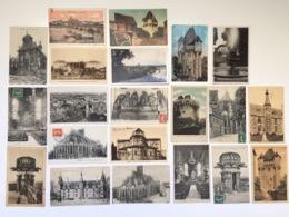 Nièvre 58 Nevers - 21 Cartes Postales - Cartes Postales