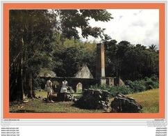 A546 / 389  Martinique Musée De La Pagerie Ruines De La Sucrerie - France