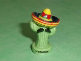Fèves / Autres / Divers : Cactus , Le Sombréro   T83 - Fèves