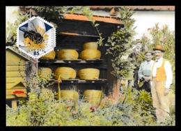 SWITZERLAND 2011 Honey Bees: Maximum Card CANCELLED - Maximum Cards