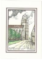 CP PRESLES EN BRIE - Eglise - Ed. Yves Ducourtioux N°77459 - France