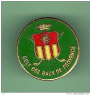 GOLF DES BAUX DE PROVENCE *** Signe CORNER *** 1050 - Golf