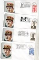 France 4 Souvenirs De Gaulle - De Gaulle (General)