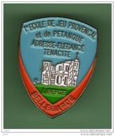 PETANQUE *** BELLEGARDE *** 1050 - Pétanque