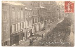 LONGWY-HAUT  ( Meurthe Et Moselle  )   RUE VICTOR HUGO - Longwy