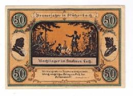 Notgeld 50 Pfennige Stützerbach 1921  23252326 - Duitsland