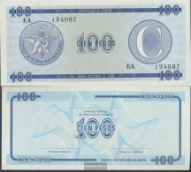 Cuba Pick-number: FX25 Uncirculated 100 Pesos - Cuba
