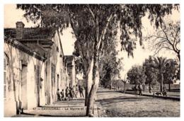 Algérie - Cavaignac - La Mairie Et Les écoles - Autres Villes