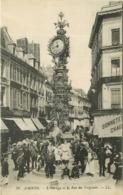 WW Lot 5 Cpa REGIONS DE FRANCE. Amiens, Clermont-Ferrand, Cluny Millénaire, Monte-Carlo Et Tulle (toilée)... - Cartes Postales