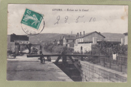GIVORS  ECLUSE DU CANAL - Givors