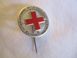 Comité International De La Croix-Rouge - Pin 1944 (Huguenin - Le Locle) - Administrations