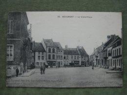 BEAUMONT - LA GRAND' PLACE 1910 - Beaumont
