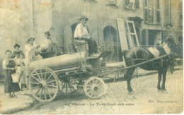 (83) Toulon : Le Torpilleur Des Rues (animée) - Toulon