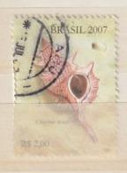 BRAZILIË / BRASIL - 2007 - Restantenlotje Uit Het Jaar 2007 - Gebraucht/gestempeld/Oblit./Used - ° - Oblitérés