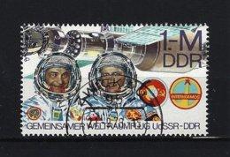 DDR - Einzelmarke Mi-Nr. 2363 Aus Block 53 Gestempelt - [6] République Démocratique