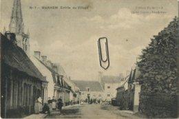 Warhem  :  Entrée Du Village - France