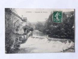 39 - Jura - Arbois - Cascade De Grezin ... Lot21 . - Arbois
