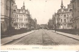 144) ANVERS - AVENUE COGELS - Antwerpen